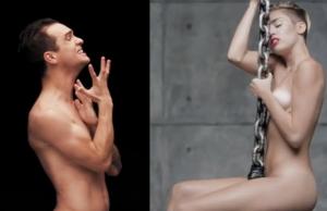 Brendon Urie Versus Miley Cyrus Thumbnail